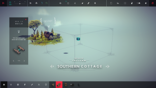 Besiege in-game ui screenshot