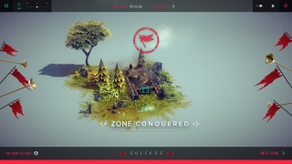 Besiege progress ui screenshot