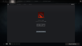 Dota 2 credits ui screenshot